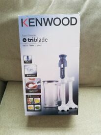 Kenwood tri blade blender