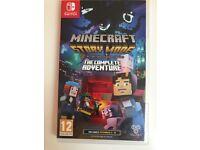 Nintendo Switch - Minecraft Story Mode Game