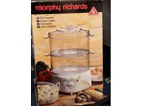 Morphy Richards Food Steamer