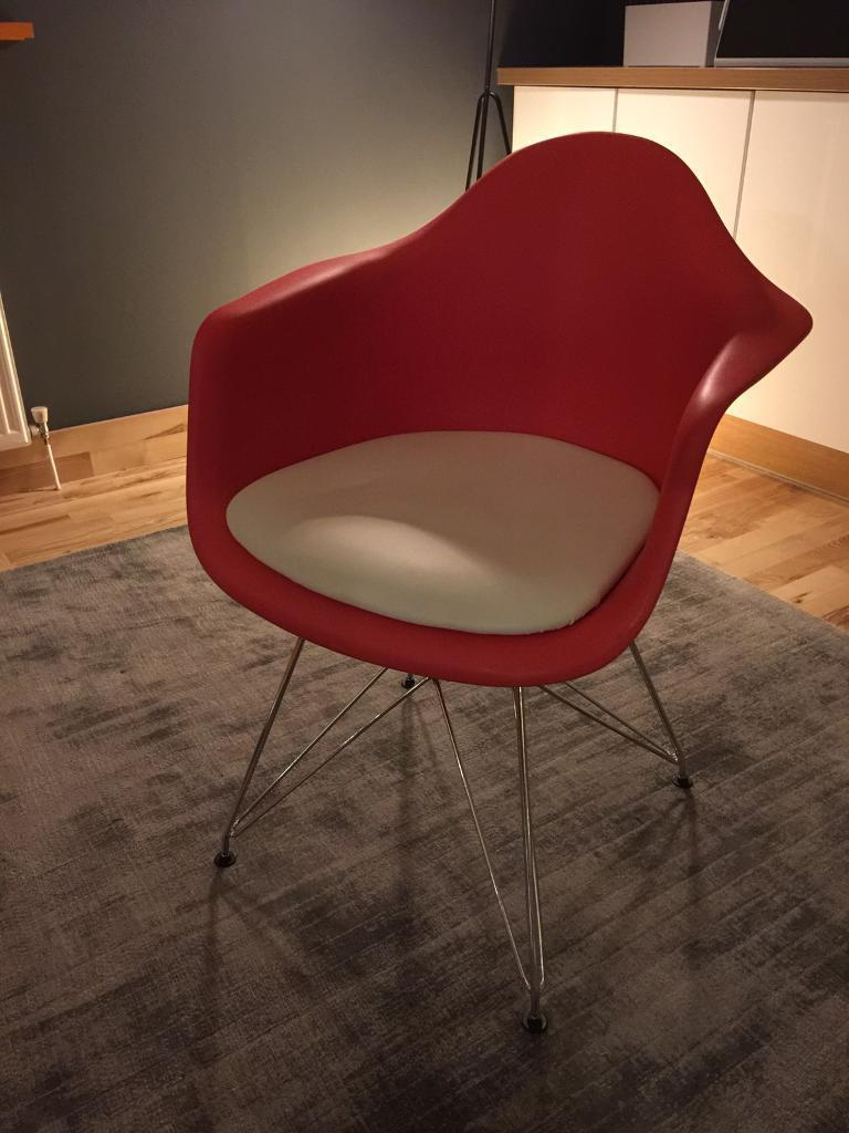 Charles Eames style dining chairs