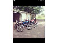 Kawasaki z400j fore sale or swaps