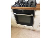 Neff B57CR22N0B Electric Single Oven in Stainless Steel
