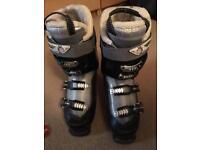 Ladies Solomon Ski Boots