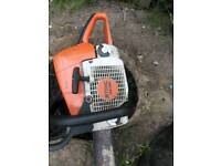 Stihl chainsaw ms390