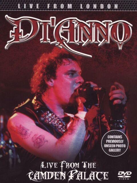 DI'ANNO - LIVE FROM LONDON  DVD NEU