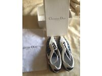 Christian Dior trainers size 38