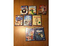 Bundle of Disney DVDs