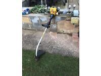 Petrol strimmer / hedge grass trimmer
