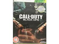 Call of duty black ops one for Xbox 360