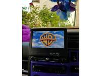 Pioneer touch screen dvd player head unit