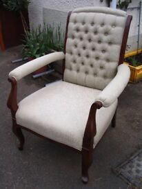 chairs -antique furniture restoration, cabinets- repair, Edinburgh area