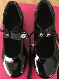 Tap dancing shoes size 11