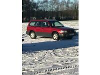 1999 Subaru Forester gls