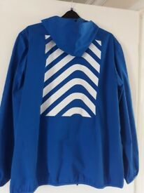 Adidas mens jacket 2xl never worn waterproof