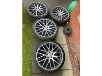 Mercedes Wheels for sale All Good tyres