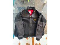 Jack wolfskin Windstopper jacket