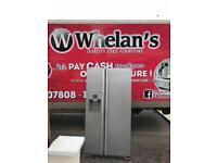 LG American fridge with ice cube drink dispenser £199 guaranteed working