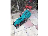 Bosch Lawnmower excellent condition