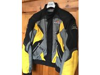 Spidi goretex men's bike jacket