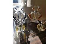 Vintage purfume bottles