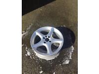 Antera alloy wheel fits Cosworth