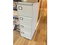 **FREE** 4-drawer filing cabinet - must collect.
