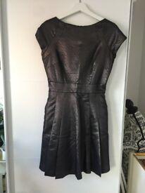 Hobbs chrome dress