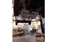 Fully equipped workshop 2,000 square feet low rent