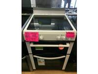 NEW WORLD 60CM ELECTRIC DOUBLE OVEN COOKER IN WHITE ☆BRAND NEW ☆