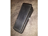 Dunlop Cry Baby GCB-95 Wah Guitar FX Effect Pedal