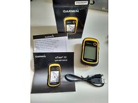 Garmin eTrex 10 Outdoor Handheld GPS Unit **quick sale price**