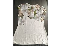 Ted baker top size 1