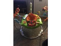 Jumperoo- 3 Months old like new