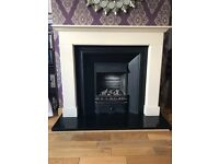 Quality Marble Fireplace For Sale