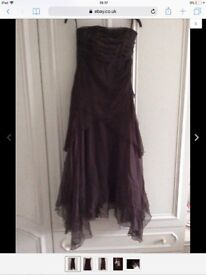 Ladies dress size 8 Monsoon.