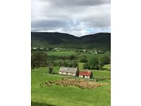 Wanted - Royal Deeside - Land with planning permission OR House with land