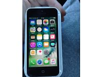 Apple iPhone 5c white with box