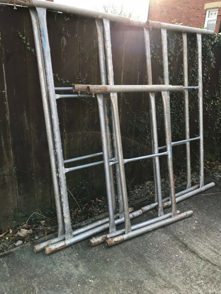 Scaffold Frame - over 3 metre working height.