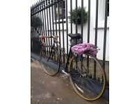 Elegant classic Ladies Raleigh bike (small size). Recently serviced
