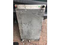 Bmw 530d Radiator