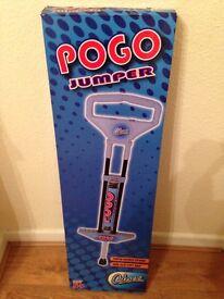 Brand new Pogo Stick
