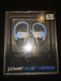 Power beats2 wireless