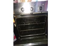 Electric cooker for fitted kitchen open to all sensible offers