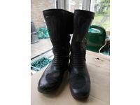Size 45 Proto motorbike boots £10