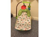 Bath bath seat excellent condition used once