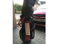 John letters TR47 golf clubs
