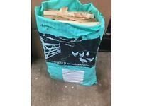 Bag of Kindling wood