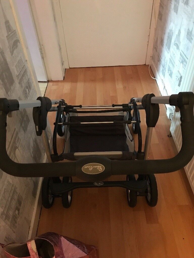 Free! Silver cross chasis only for pram and car seat