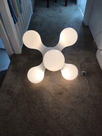 Lamp Shade in a famous Belgium Atomium shape