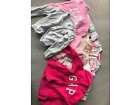 Aged 4 girls bundle of hoodies and cardigans